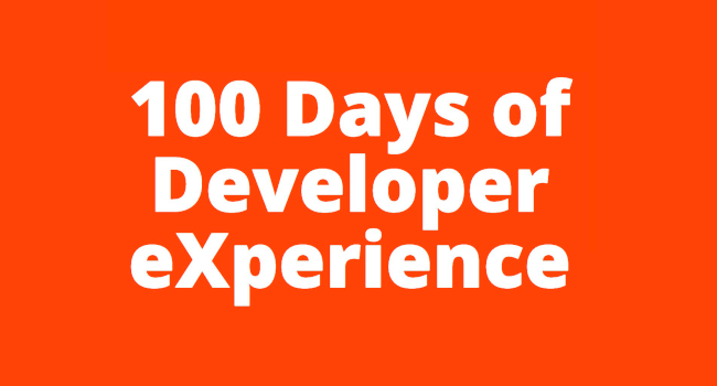 #100 - The biggest open resource on Developer eXperience so far